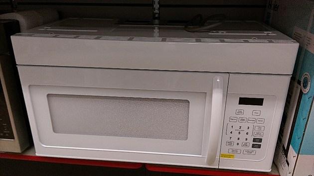 APPLIANCE PLUS-microwave