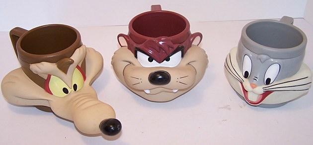 Warner Bros Mugs