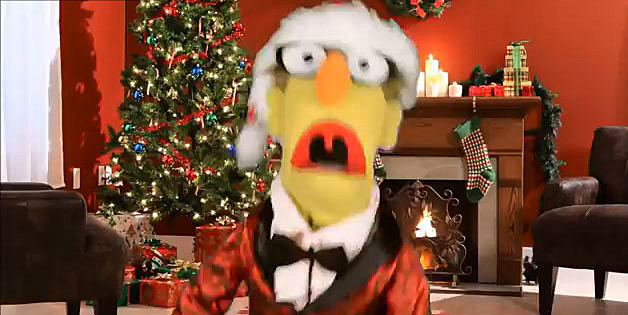 Funny 'Christmas Beer Song' Features Muppets [Video]