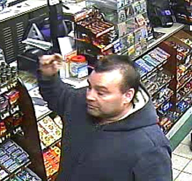 Suspect (Credit: Chenango County Sheriff's Office)