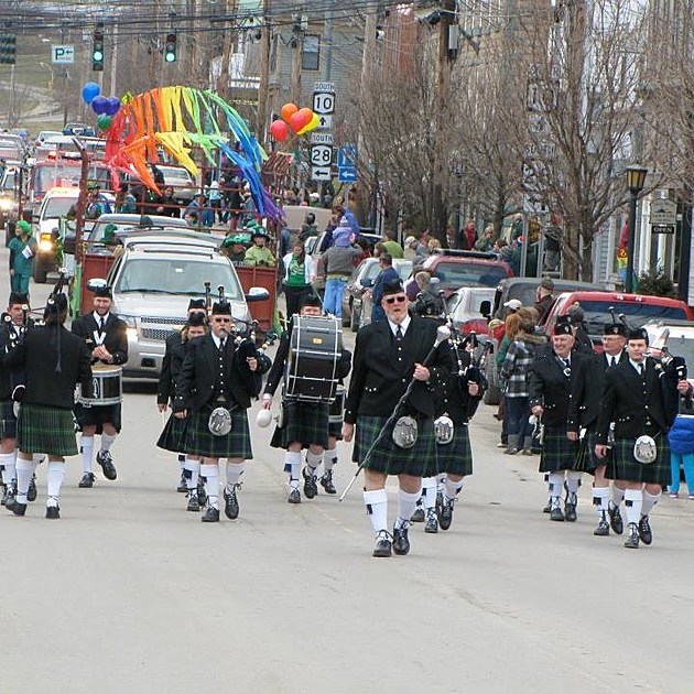 Credit: Delhi, NY - St. Patrick's Day Parade, Facebook.com