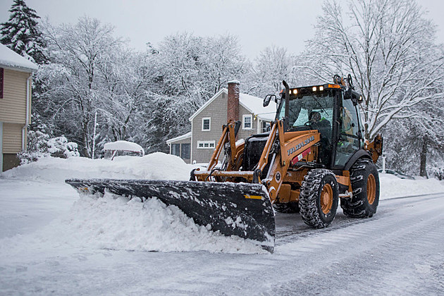 Another Major Snowstorm Blasts Boston Area