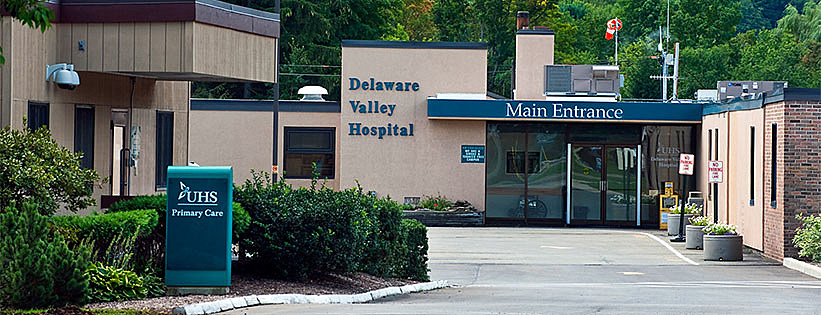 Credit: UHS Delaware Valley Hospital, Facebook.com