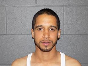 Harry Ramirez (Credit: Delaware County Sheriff's Office, Facebook)