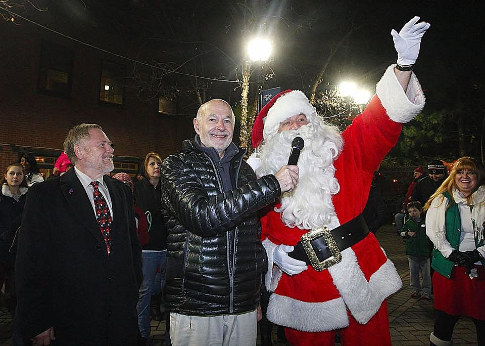 Credit: Destination Oneonta‎Tree Lighting Ceremony, Facebook